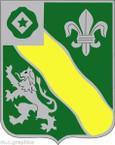 STICKER US ARMY UNIT 63rd Armor Regiment