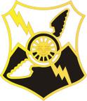 STICKER US ARMY UNIT 61st Air Defense Artillery Regiment