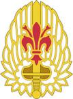 STICKER US ARMY UNIT 52d Aviation Regiment
