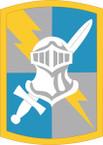 STICKER US ARMY UNIT 513th Military Intelligence Brigade SHIELD