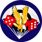 STICKER US ARMY UNIT 506th Parachute Infantry Regiment SHIELD