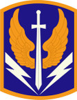 STICKER US ARMY UNIT 449th Aviation Brigade SHIELD