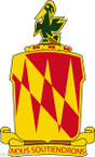 STICKER US ARMY UNIT 42nd Field Artillery Brigade
