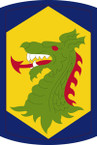 STICKER US ARMY UNIT 404th Maneuver Enhancement Brigades SHIELD