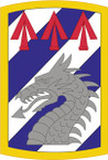 STICKER US ARMY UNIT 3rd Sustainment Brigade SHIELD