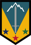 STICKER US ARMY UNIT 3rd Maneuver Enhancement Brigades