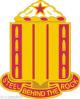 STICKER US ARMY UNIT 38TH Field Artillery Regiment