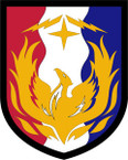 STICKER US ARMY UNIT 36th Sustainment Brigade SHIELD