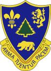 STICKER US ARMY UNIT 362nd - Air Defense Artillery Regiment