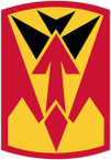 STICKER US ARMY UNIT 35th Air Defense Artillery Brigade