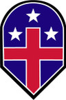 STICKER US ARMY UNIT 332nd Medical Brigade SHIELD