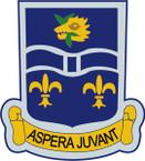STICKER US ARMY UNIT 326th Glider Infantry Regiment CREST