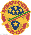 STICKER US ARMY UNIT 30th Armored Brigade