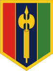 STICKER US ARMY UNIT 302nd Maneuver Enhancement Brigades SHIELD