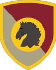STICKER US ARMY UNIT 300th Sustainment Brigade SHIELD
