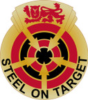 STICKER US ARMY UNIT 23rd Air Defense Artillery Group
