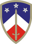 STICKER US ARMY UNIT 230th Sustainment Brigade SHIELD