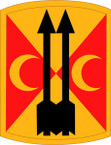 STICKER US ARMY UNIT 212th Field Artillery Brigade SHIELD