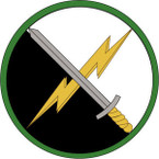 STICKER US ARMY UNIT 1st Information Operation Command SHIELD