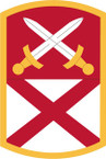 STICKER US ARMY UNIT 167th Sustainment Command SHIELD