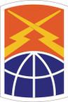 STICKER US ARMY UNIT 160th Signal Brigade SHIELD