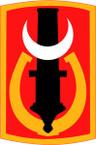 STICKER US ARMY UNIT 151st Field Artillery Brigade SHIELD