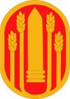 STICKER US ARMY UNIT 147th Field Artillery Brigade SHIELD