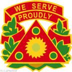 STICKER US ARMY UNIT 147th Field Artillery Brigade