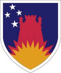 STICKER US ARMY UNIT 141st Maneuver Enhancement Brigades SHIELD