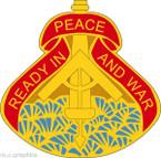 STICKER US ARMY UNIT 138th Field Artillery Brigade