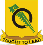 STICKER US ARMY UNIT 131st Armor Regiment