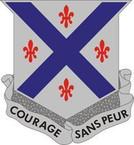 STICKER US ARMY UNIT 126th Armor Regiment