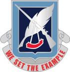 STICKER US ARMY UNIT 120 Adjutant General Battalion
