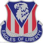 STICKER US ARMY UNIT 114th Aviation Regiment