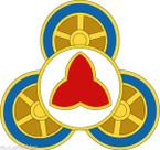 STICKER US ARMY UNIT 112th Transportation Battalion