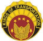 STICKER US ARMY UNIT 1120th Transportation Battalion CREST