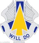 STICKER US ARMY UNIT 110th Aviation Brigade