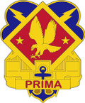 STICKER US ARMY UNIT 10th Air Defense Artillery Brigade
