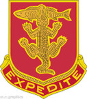 STICKER US ARMY UNIT 103rd Armor Regiment