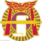 STICKER US ARMY UNIT  91st Civil Affairs Battalion