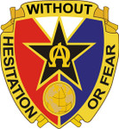 STICKER US ARMY UNIT  901st Contengency Contracting Battalion
