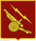 STICKER US ARMY UNIT  80th Airborne Anti-Aircraft Battalion