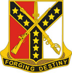 STICKER US ARMY UNIT  61st Cavalry Regiment