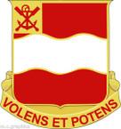 STICKER US ARMY UNIT  4th Engineer Battalion