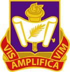 STICKER US ARMY UNIT  489th Civil Affairs Battalion