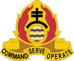 STICKER US ARMY UNIT  479TH Chemical Battalion