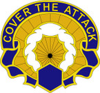 STICKER US ARMY UNIT  457th Chemical Battalion