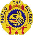 STICKER US ARMY UNIT  450th Chemical Battalion