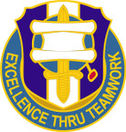 STICKER US ARMY UNIT  448th Civil Affairs Battalion