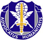 STICKER US ARMY UNIT  416th Civil Affairs Battalion